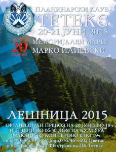 plakata Lesnica