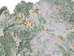 Дигитална топографска карта на Република Македонија