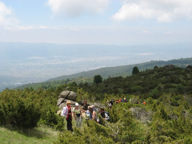 Огражден 2018 и 3-то коло планинарска ориентација
