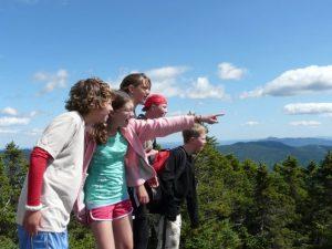 Деца на планина