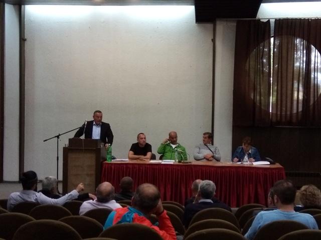Редовно Собрание на ФПСМ