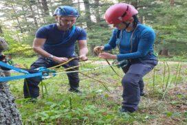 Обука за планинарски водичи во Категорија А1